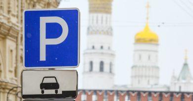Где в Москве можно припарковать авто бесплатно
